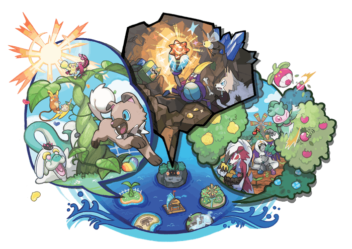 Poké Pelago is just one of the new addition to the game.