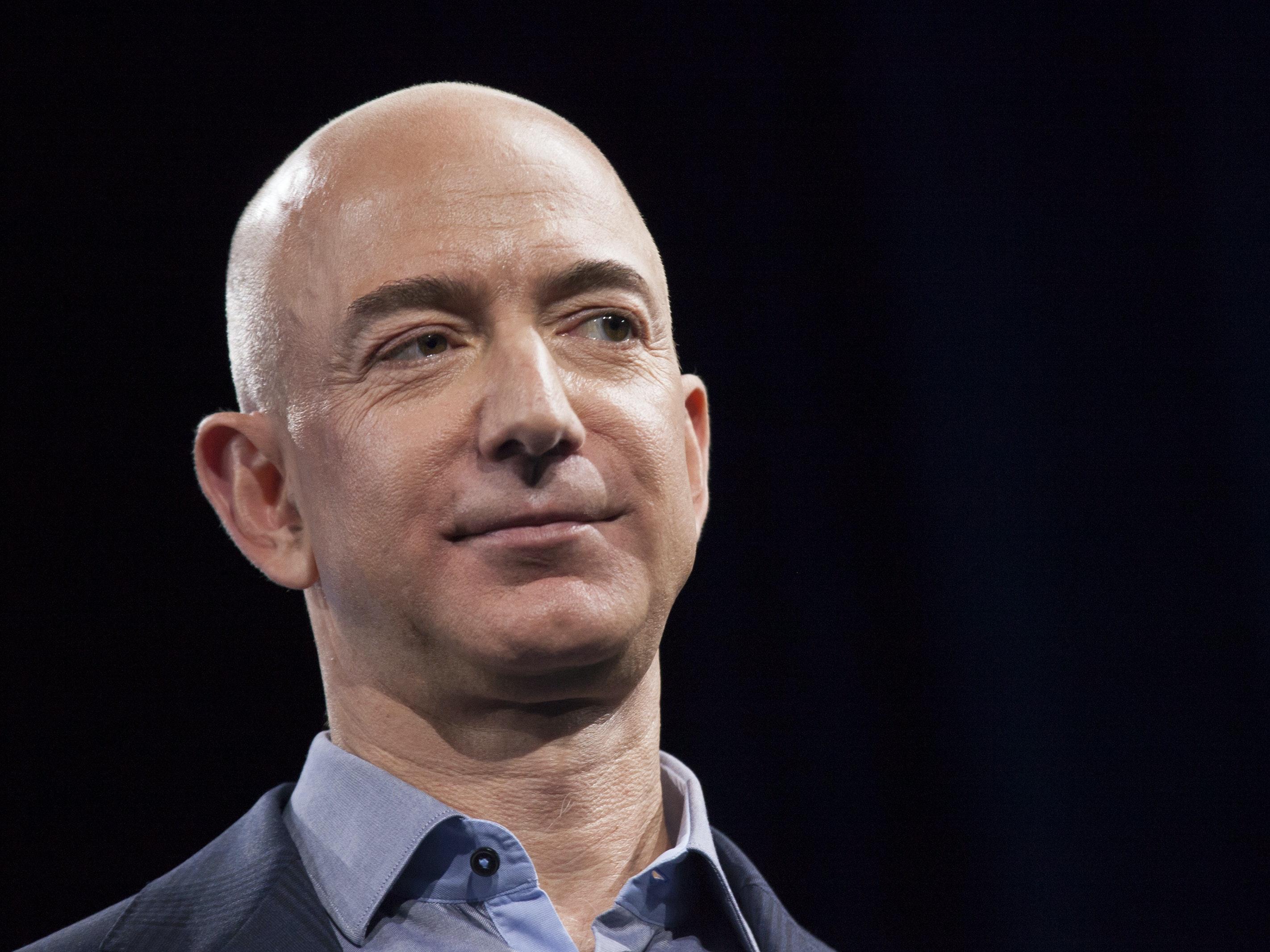 At $355 Billion, Amazon Is Still Worth More Than Denmark