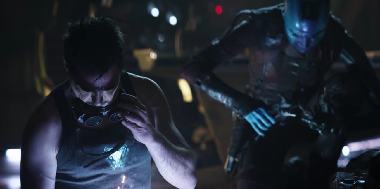 Avengers Endgame Trailer Spoilers
