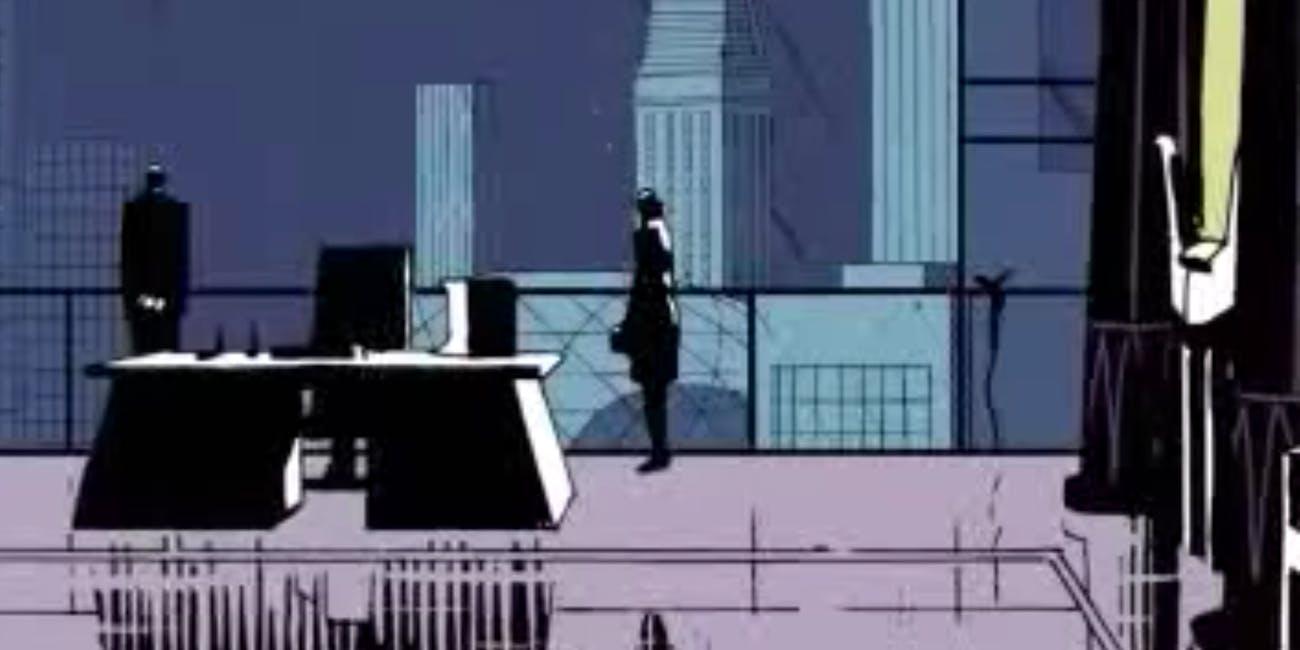 Watchman Motion Comic
