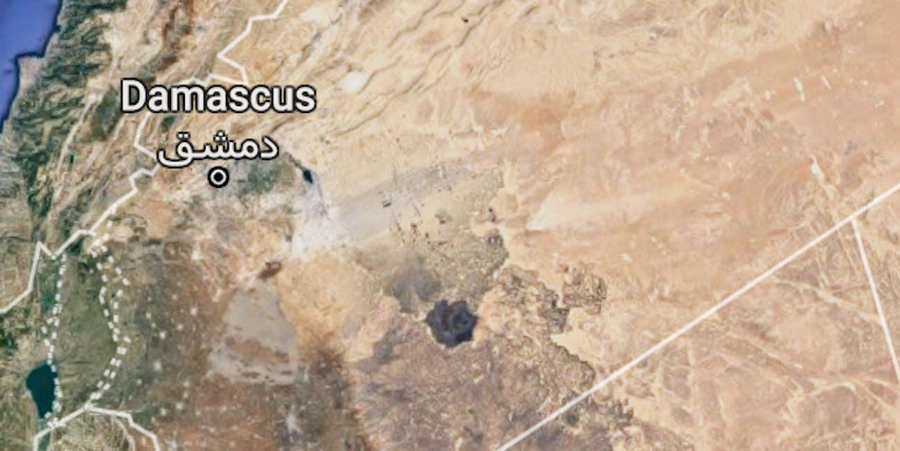 Syria crematorium human rights abuse