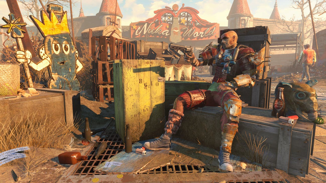 Killing Every Raider in 'Nuka-World' Is Super Gratifying | Inverse