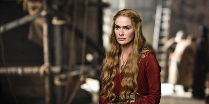 hbo game of thrones cersei lannister lena headey season 8 finale series