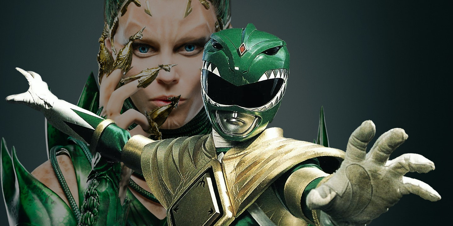 'Power Rangers' Movie Gets One Step Closer to Green Ranger