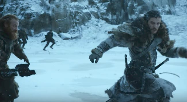 Kit Harington and Tormind in 'Game of Thrones' Season 7 new trailer
