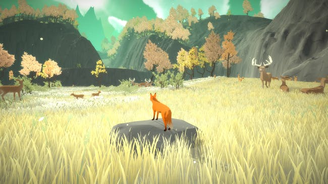 Other animals pop up in the game too.