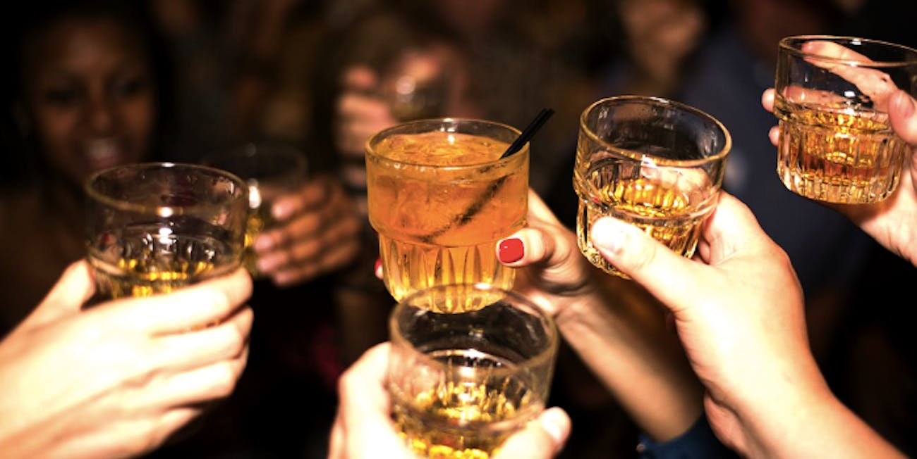 What Happens When You Quit Casual Drinking? Scientists