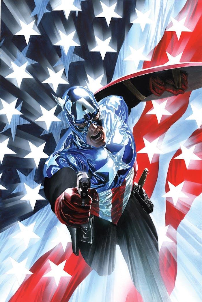 Bucky Captain America MCU
