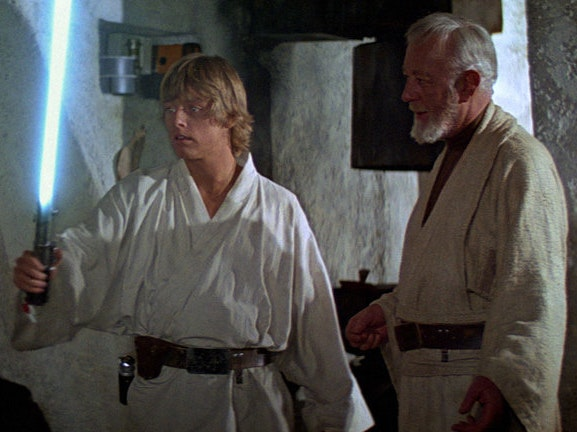 'Star Wars' Fans Search for the Original, Original Trilogy Continues