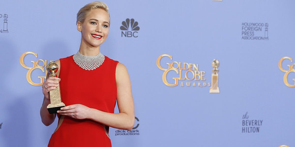 The 'Golden Globe' -- not based on actual science.