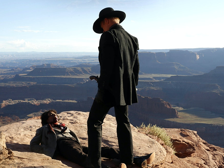 There Are No Real Characters in Westworld