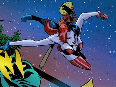 Margot Robbie's Fave New Comic Suggests Harley Might Ditch Joker
