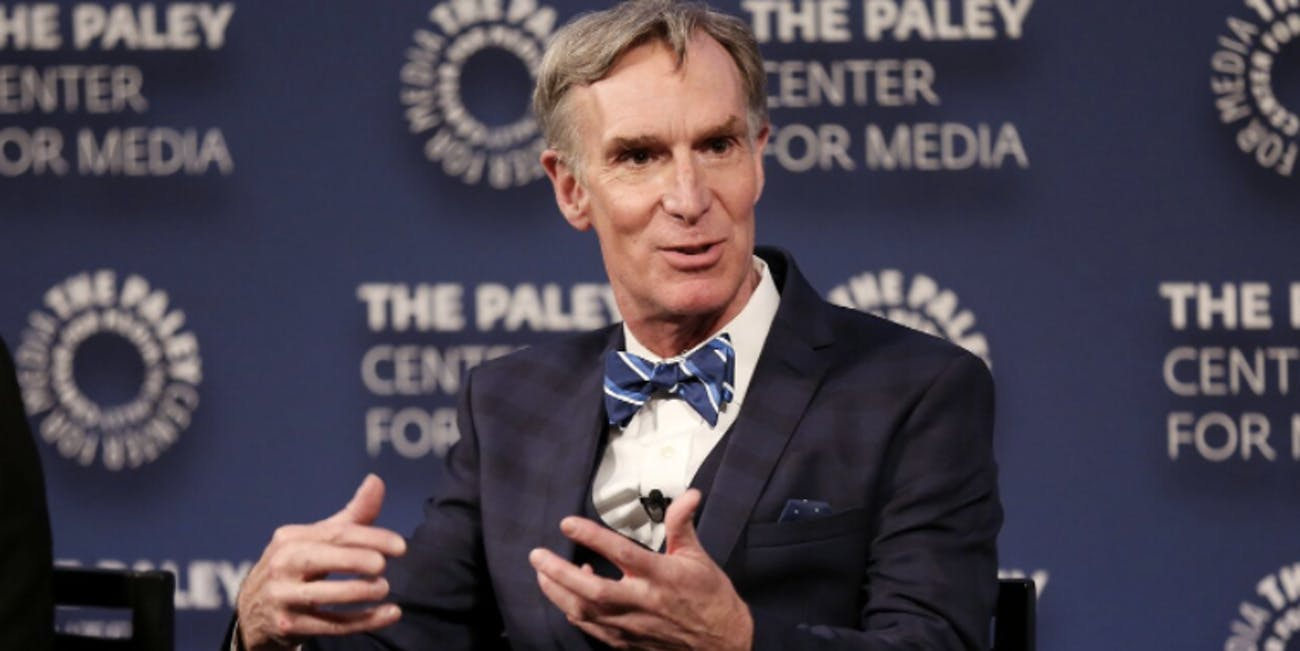 Bill Nye believes science is political.