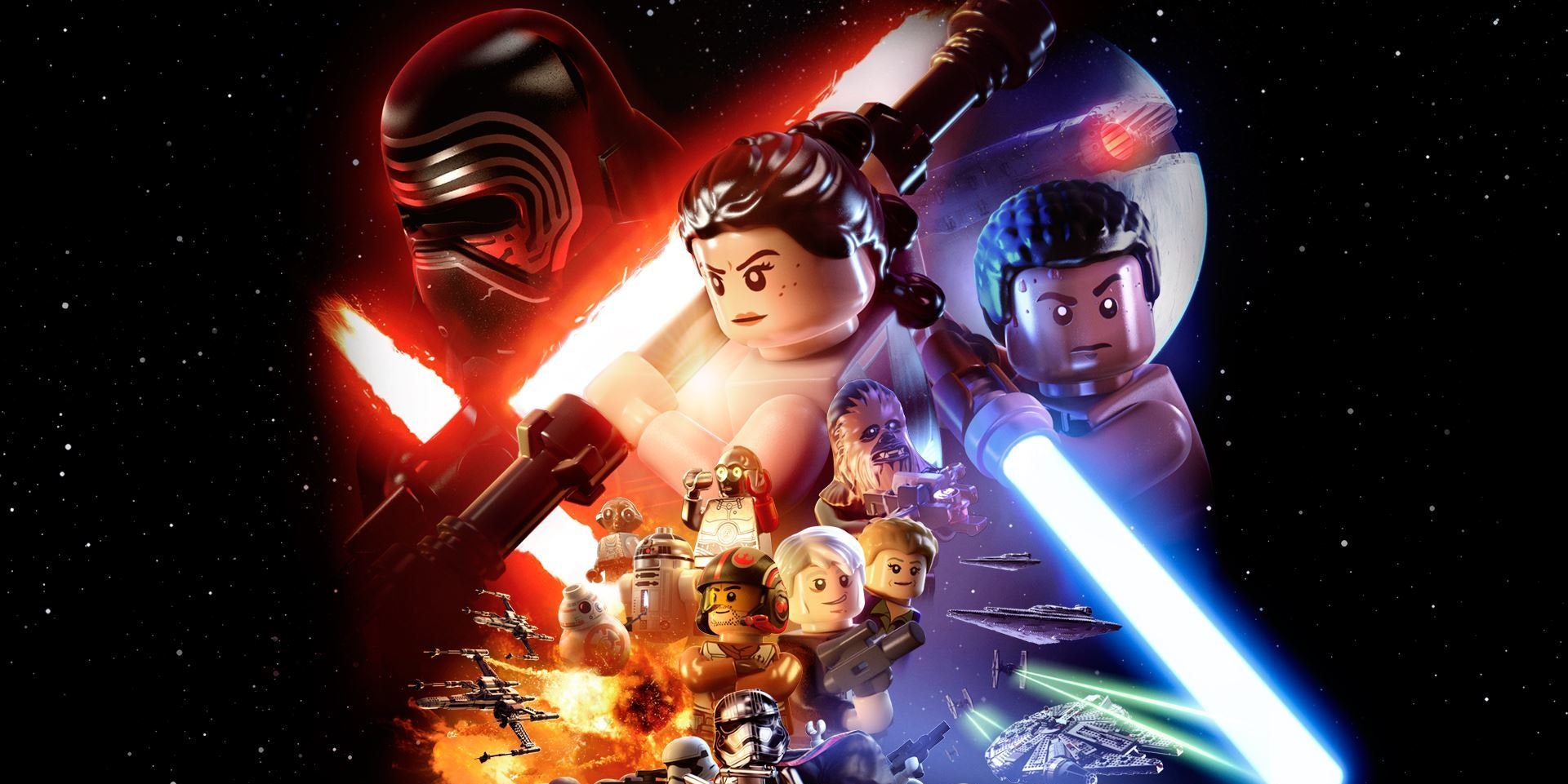 8 Minor Characters We'd Love to Play in 'Lego Star Wars: The Force Awakens'