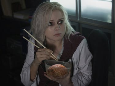 "'iZombie' puts Liv on ""hot mess brain"""