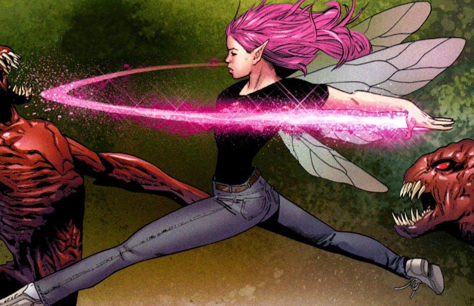 9 Original, Non-White-Male Marvel Superheroes Created ...