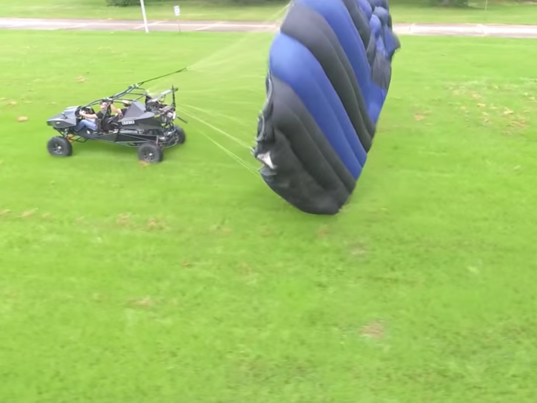 The FAA Just Approved This Completely Insane Flying Dune Buggy as a Light Sport Aircraft