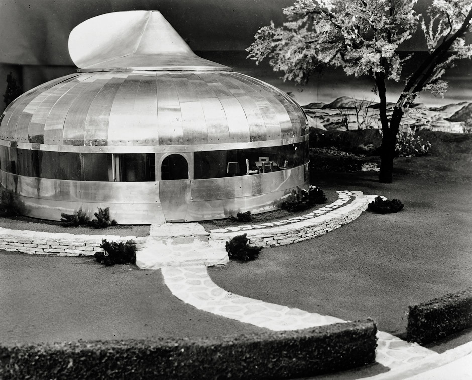 Forget Geodesic Domes Buckminster Fullers Dymaxion House