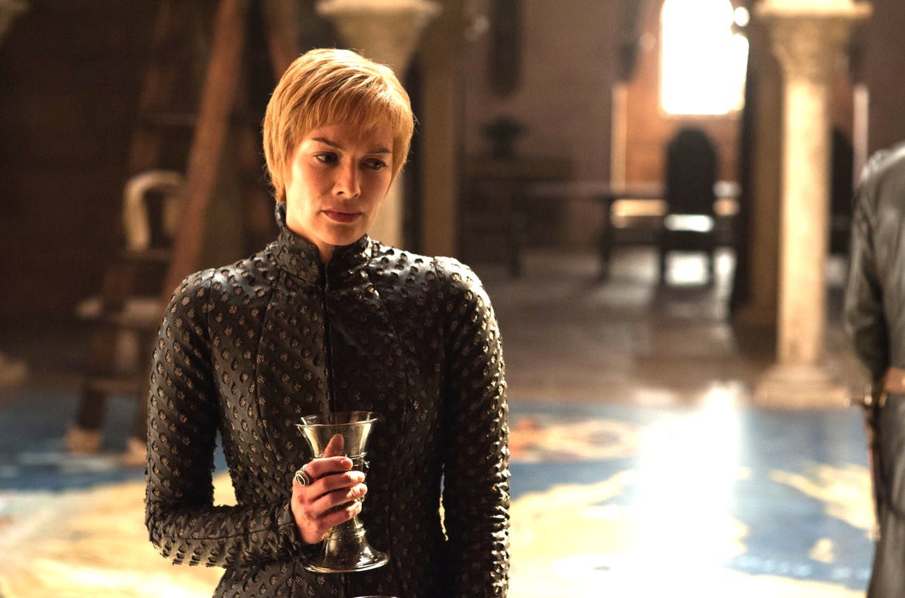 Lena Headey as Cersei Lannister in 'Game of Thrones' Season 7 episode 1, 'Dragonstone'
