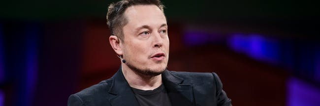 Elon Musk interviewed by Chris Anderson at TED2017 - The Future You, April 24-28, 2017, Vancouver, BC, Canada.