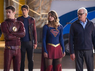 Supergirl Is Probably Gonna Visit the Arrowverse More Often