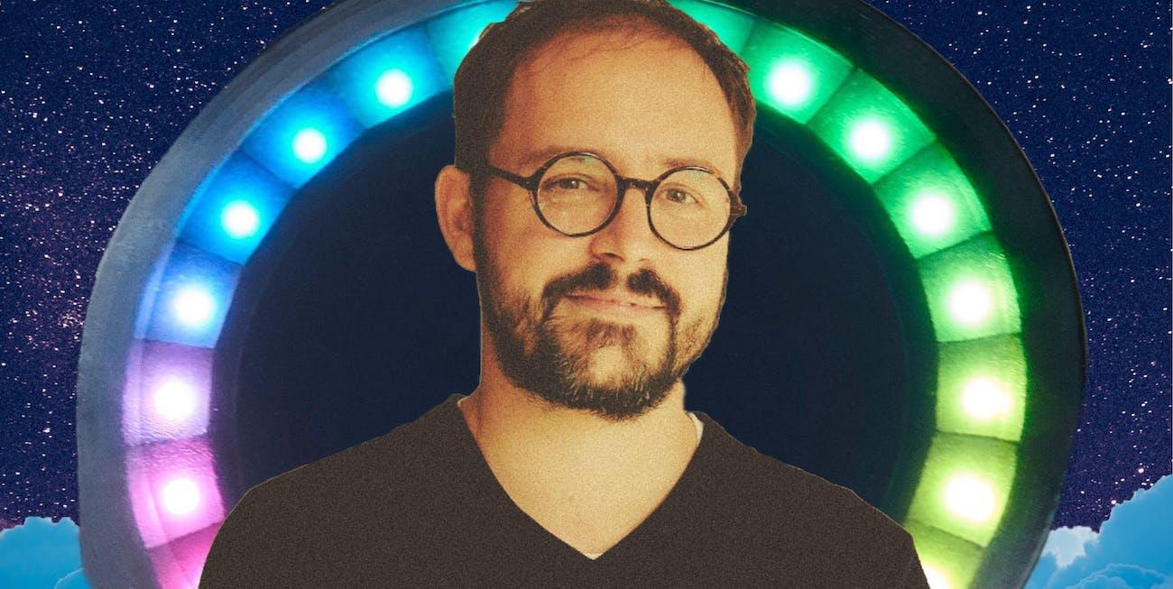 Xavier Piech, CEO of SmartHalo