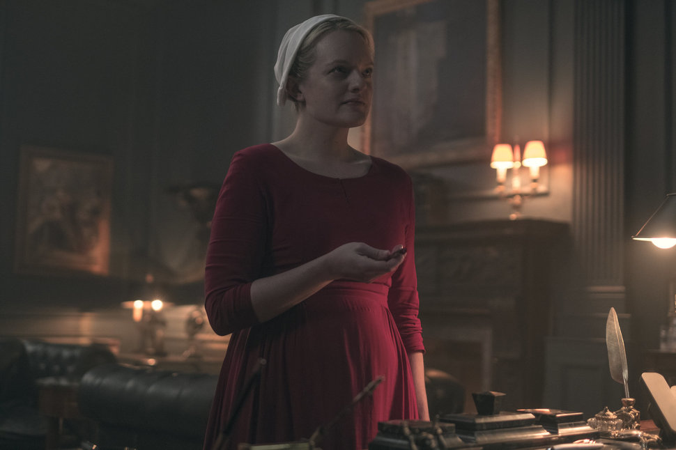 metaphors in the handmaids tale
