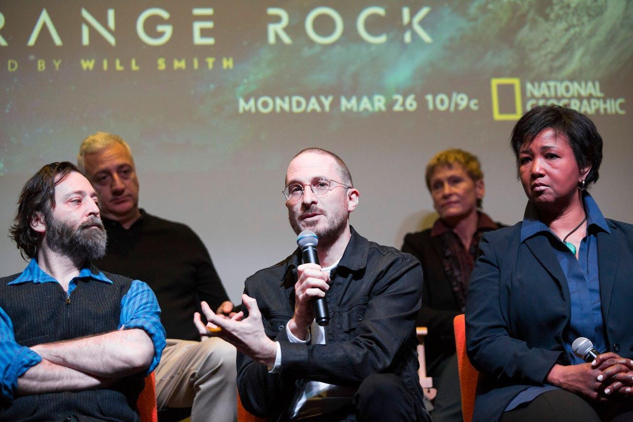 Darren Aronofsky One Strange Rock
