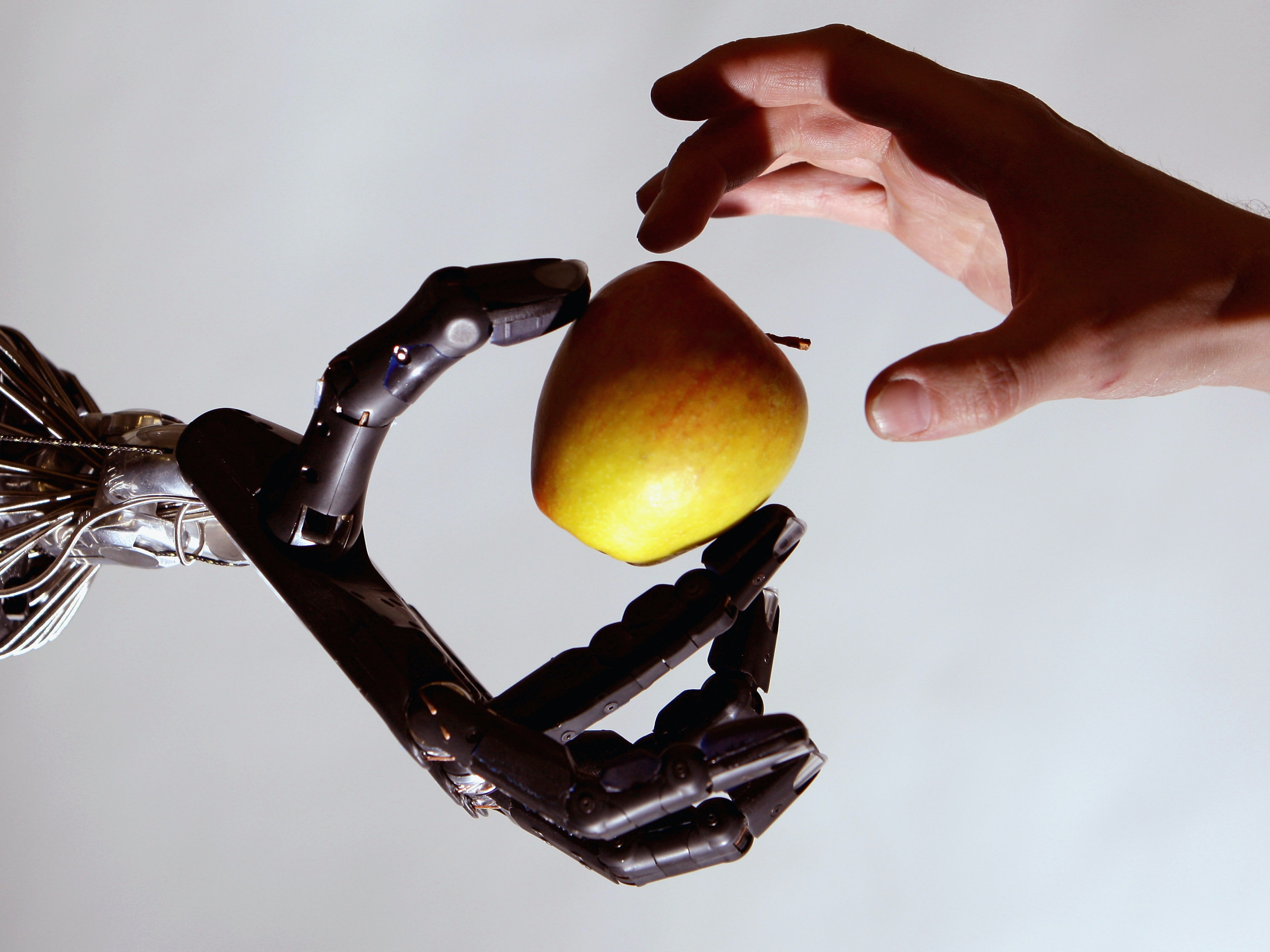 Robots Need Our Quantified Trust and They Don't Have It