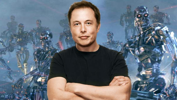 Image result for elon musk ai image