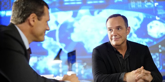 Agent Coulson Marvel's Agents of SHIELD