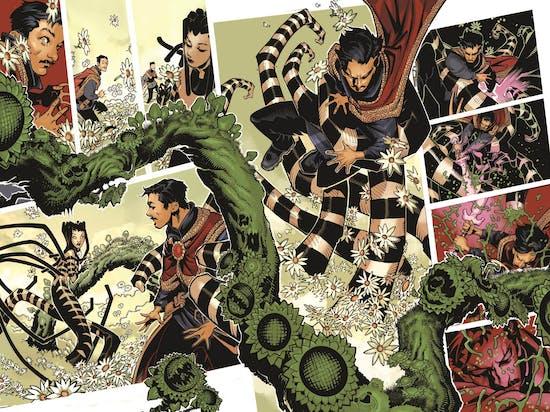 10 Superhero Comics to Read If You're Sick of Superhero Movies