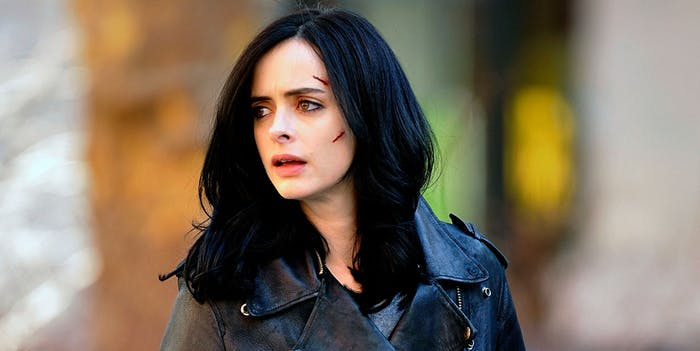 Jessica Jones packs a punch with more than just her fist.