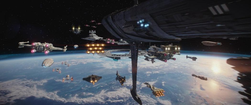Afbeeldingsresultaat voor rogue one rebel fleet