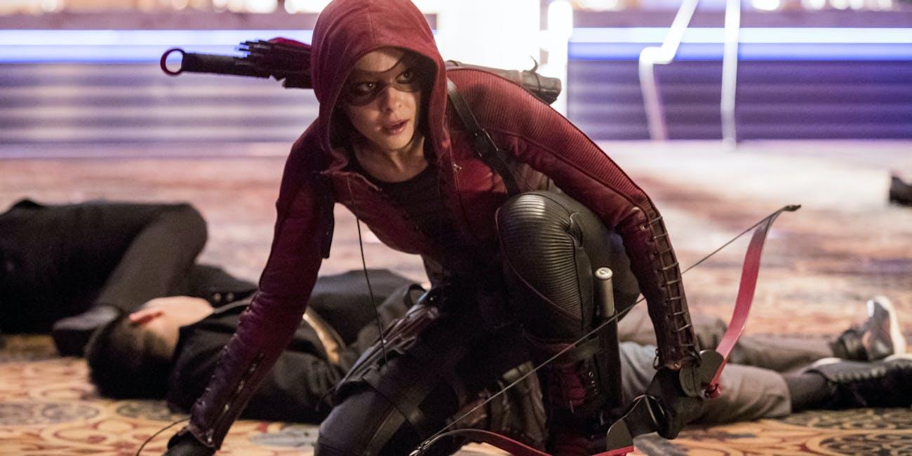 Speedy Arrow Return