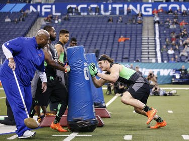 The Next 3 Nights Will Dictate the Outcome of the NFL Scouting Combine
