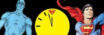 DC Comics Watchmen Rebirth Doomsday Clock