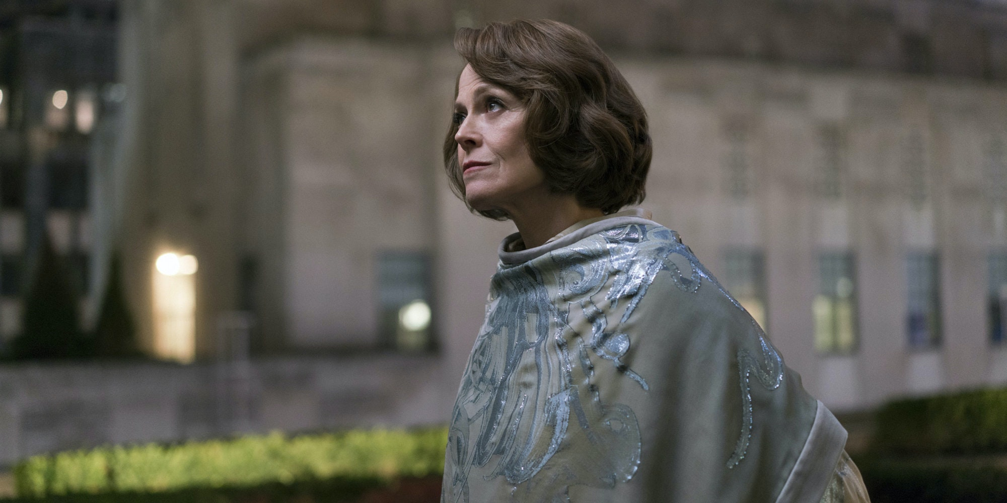 Who is sigourney weaver in the defenders
