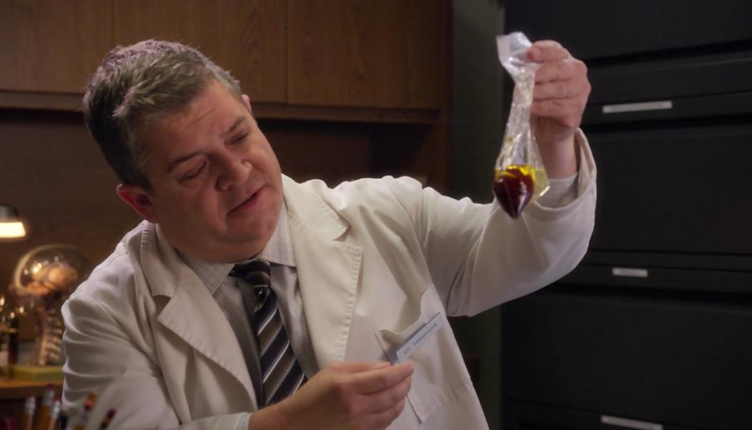 Patton Oswalt Netflix Santa Clarita Diet