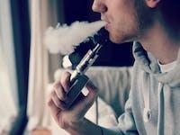 E-cigarettes, vaping