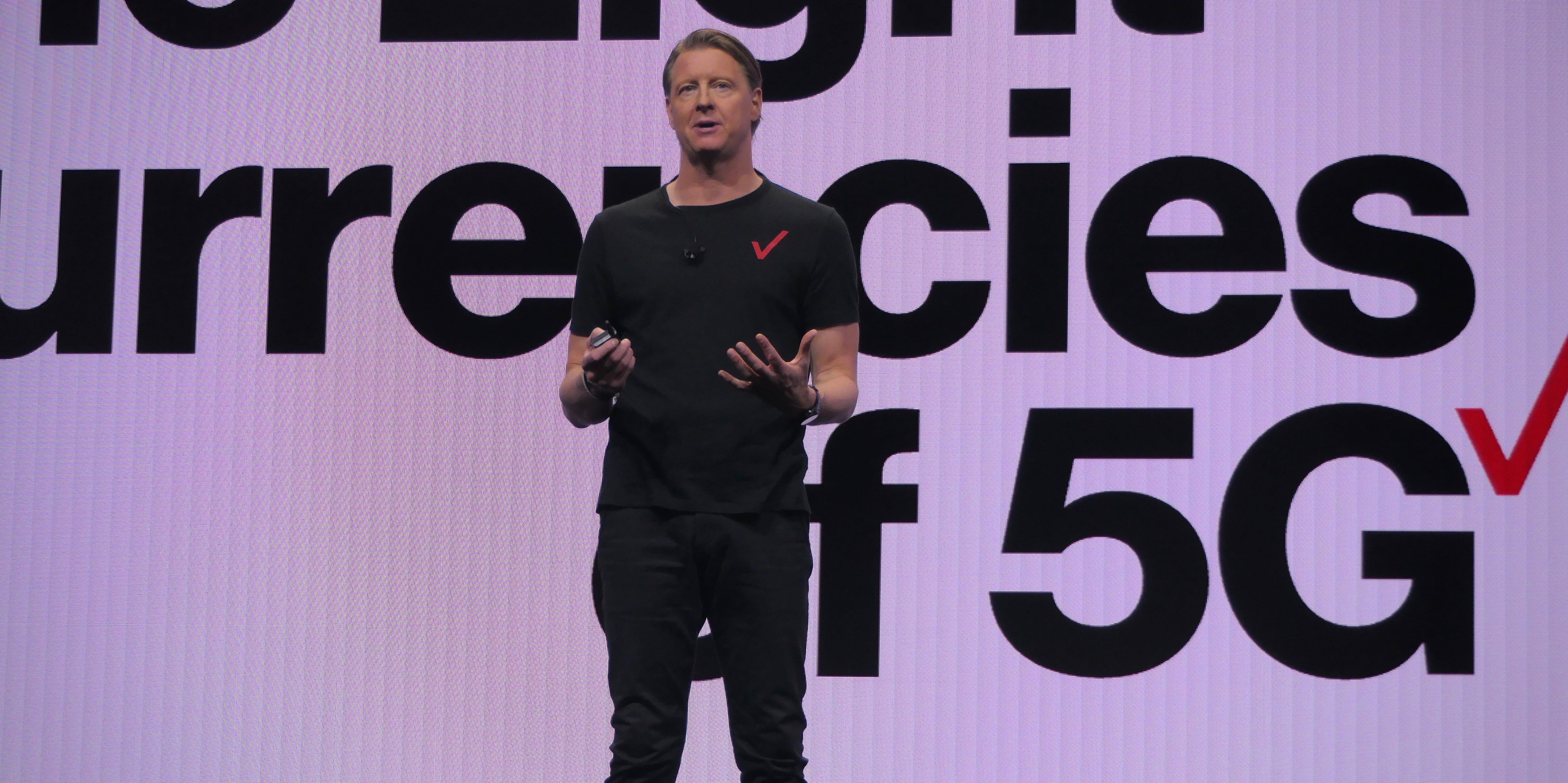 Verizon Lays Out an Ambitious but Vague Plan for Its Initial 5G Rollout