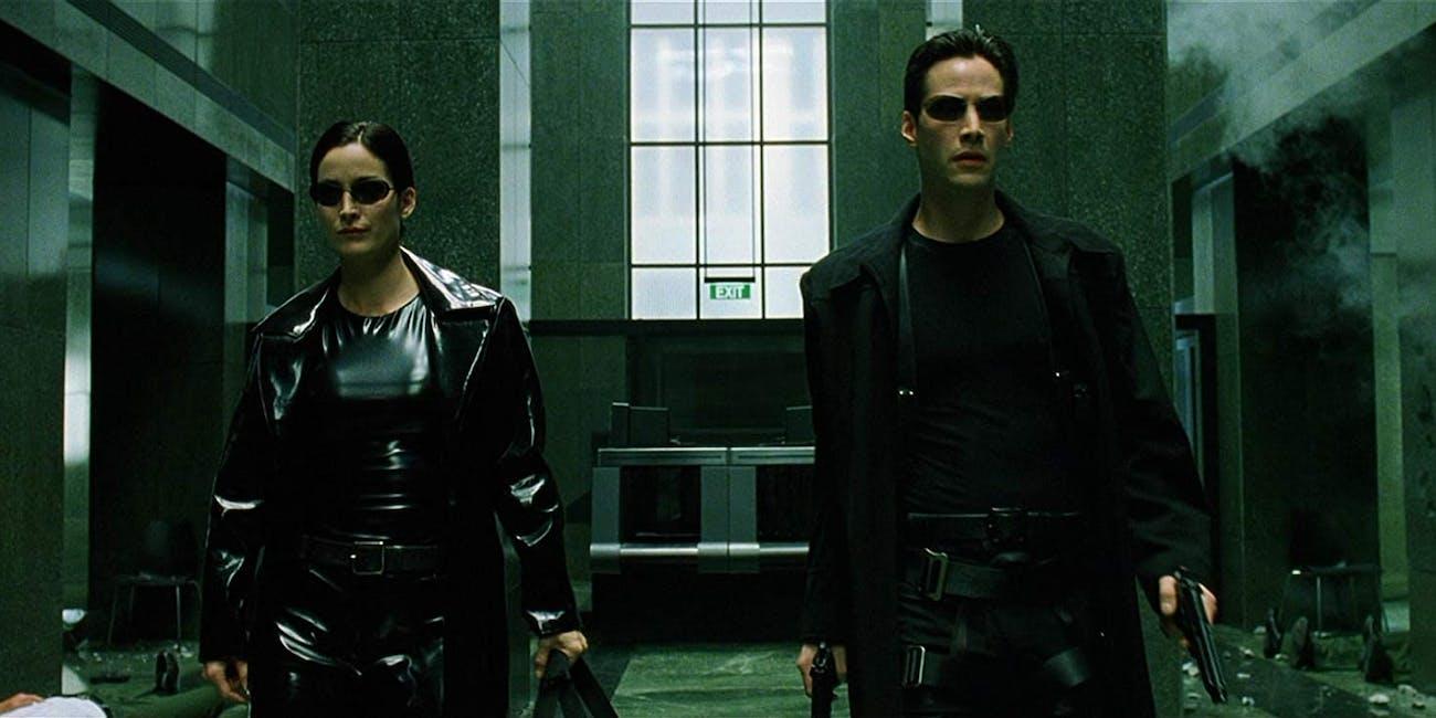 the matrix 4 ile ilgili görsel sonucu