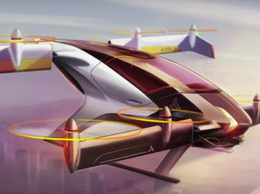 Researchers Say Autonomous Air Taxis Are 10 to 15 Years Away