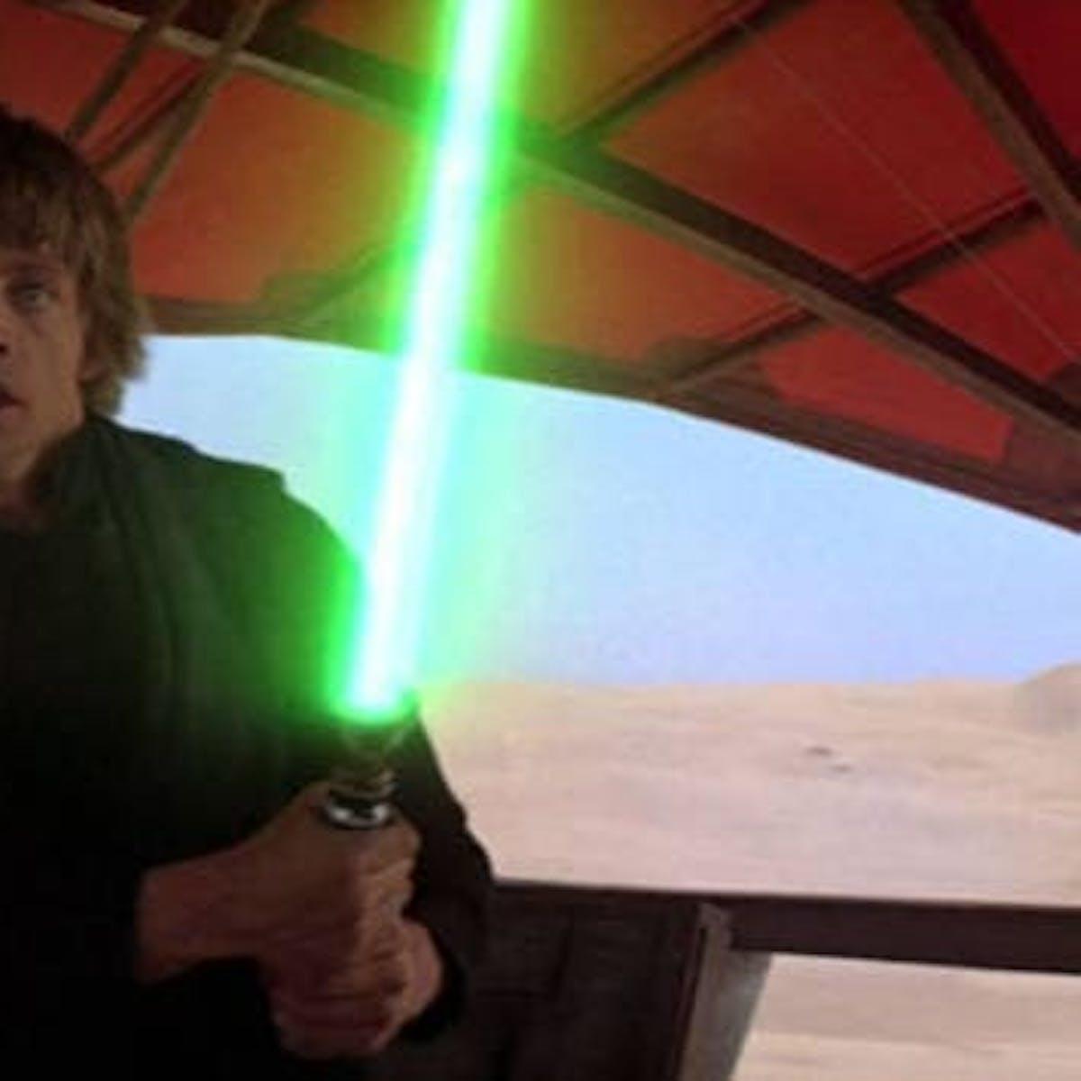 'Rise of Skywalker' concept art may reveal fate of Luke's green lightsaber