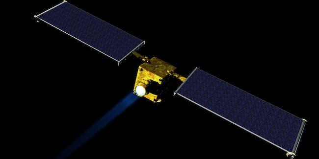 asteroid apocalypse satellite