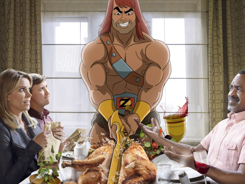 'Son of Zorn' Needs to Stop Half-Assing Its Animated Jokes