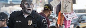 Netflix Bright Orc Cops