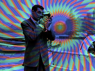 100 Therapeutic LSD Trips Helped Cary Grant Prepare for the Future
