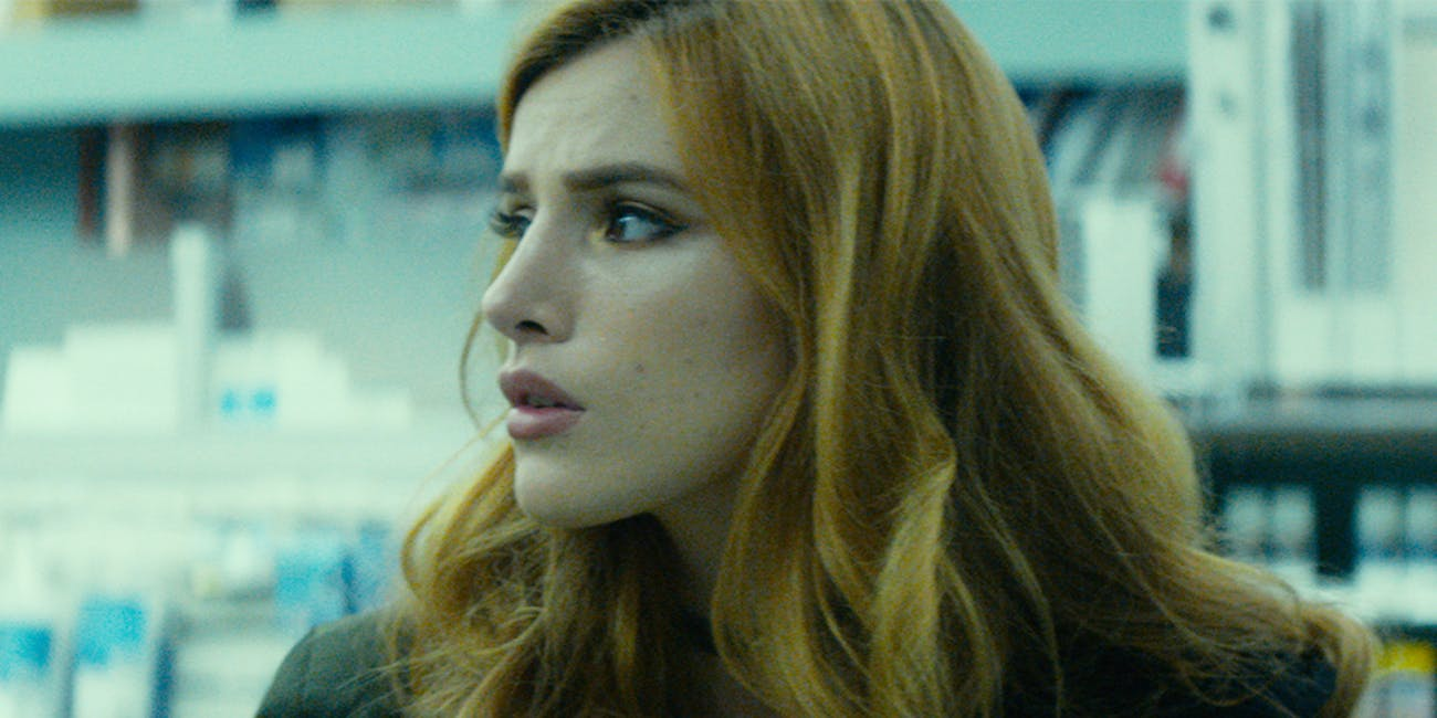 Bella Thorne in 'Ride'