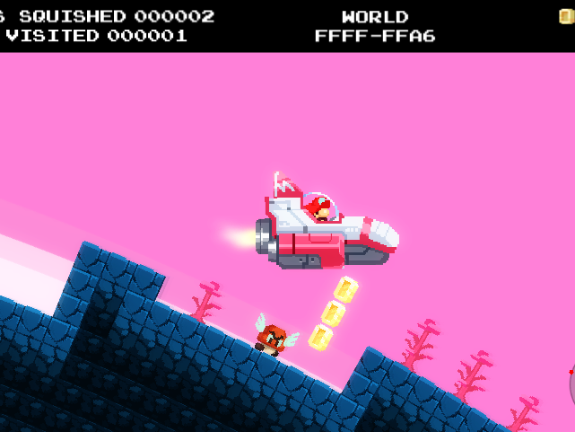 Eat your heart out, 'Super Mario Galaxy'